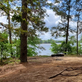 Scenic lake views