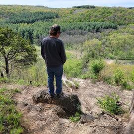 Paint Creek Overlook