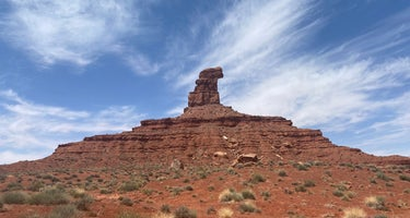Valley of the Gods Dispersed Camping