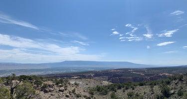 Saddlehorn Campground - Colorado National Monument