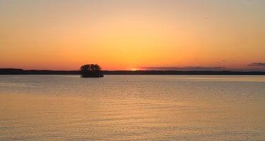COE J Strom Thurmond Lake Modoc Campground