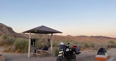 Afton Canyon Campground
