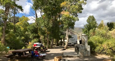 Cleve Creek Campground