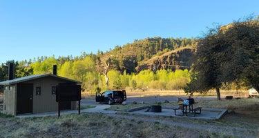 Lower Scorpion Campground