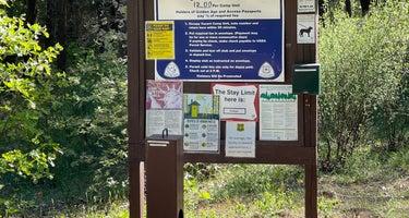 Basin Gulch Campground