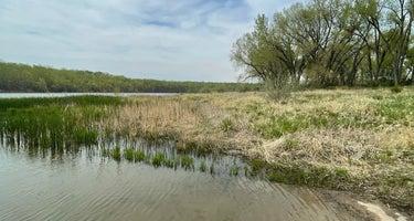 Swanson Reservoir  State Rec Area