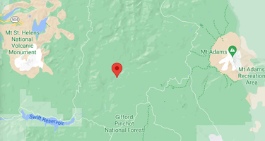 Gifford Pinchot National Forest Lower Falls Campground