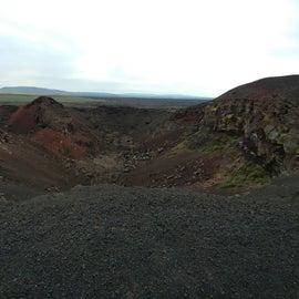 Eruption Crater