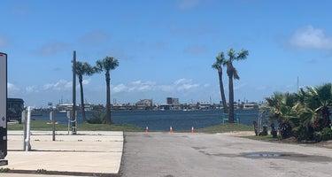 Galveston RV Resort and Marina