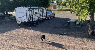 Escondida Lake Park & Campground