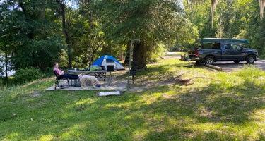 Rood Creek Park Camping