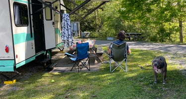 Lake Stephens Campground