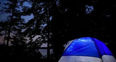 Badin Lake Campground