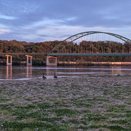 Bridge on Highway 61