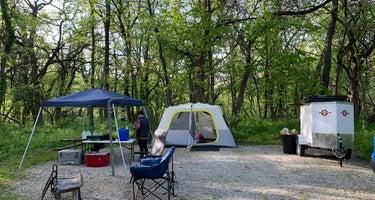 Harry L Swartz Campground