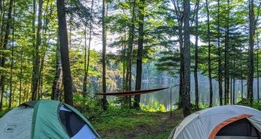 South Gemini Lake State Forest Campground