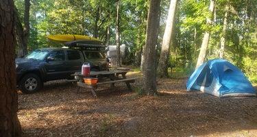Newport Park Campground