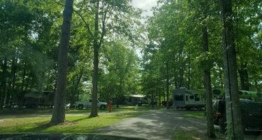 Forkland Campground