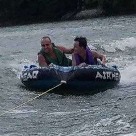 Lake Hartwell fun
