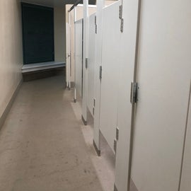 Women's restroom in the C Loop