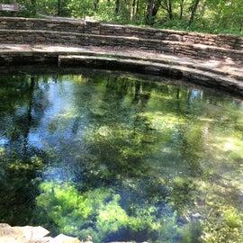 Buffalo Hot Springs