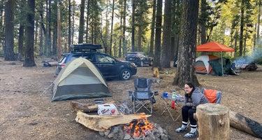 """Yosemite """"Boondock National"""" Dispersed Camping"""