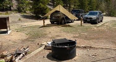 Cold Springs - Arapaho Roosevelt Nf (co)