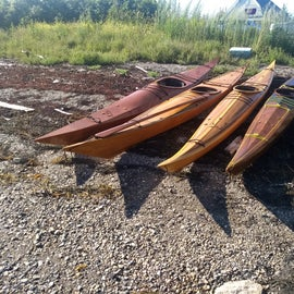 Mentioned kayaks