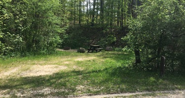 Silver Creek State Forest Campground