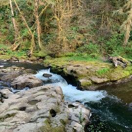 Laverne Falls