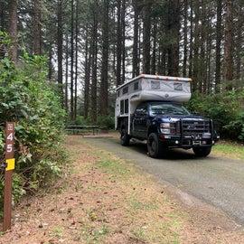 site A45 Cape Blanco State Park