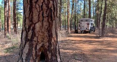 Malheur/Idlewild Campground