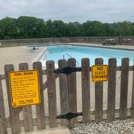 pool  heated