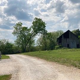 Barn Near Entrance