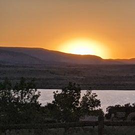 Sunset from Spot 14