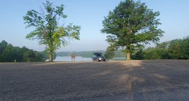 Pony Express Lake Conservation Area