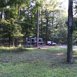 campground site 13