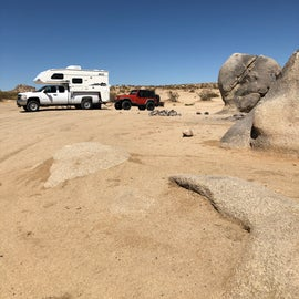 our spot