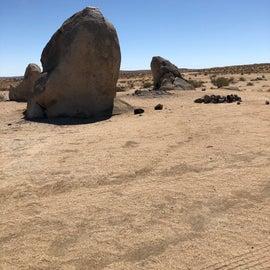 nice rocks premade fire rings