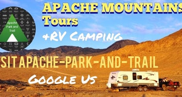 Apache Park and Trail Camping
