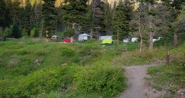 Amphitheater Campground