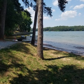 Tugaloo State Park May 2021