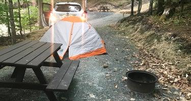 White Caps Campground