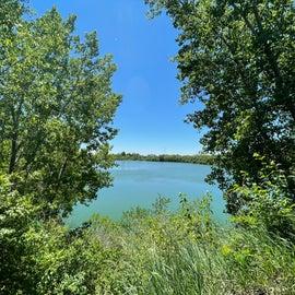 Siegler Lake nearby