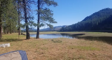 Kettle River Campground - Lake Roosevelt National Rec Area