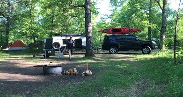 Old Logging Trail Campground