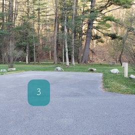 Site 3 Horseshoe Recreation Area CG