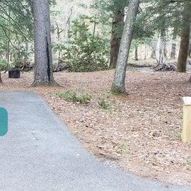 Site 16 Horseshoe Recreation Area CG