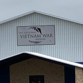 Vietnam memorial on the bike ride