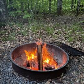 fire pits w/grate